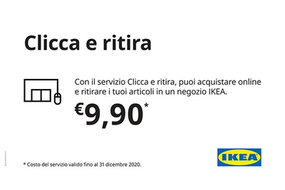 IKEA - Tiare Shopping - Click and Collect