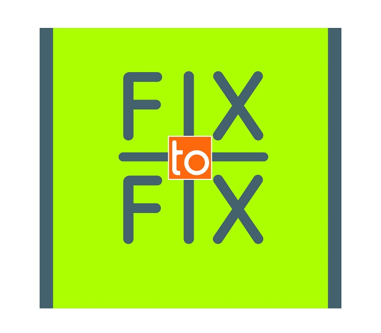 fix to fix logo tiare shopping