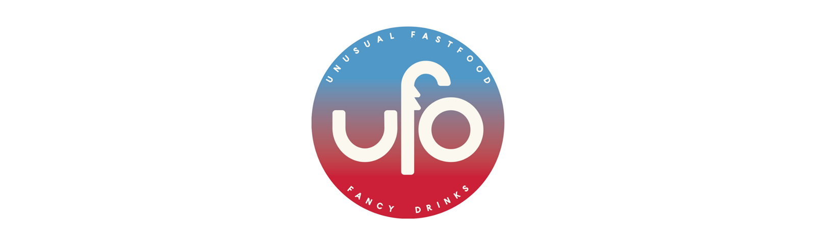 UFO - Unusual Fast Food - Tiare Shopping - Logo