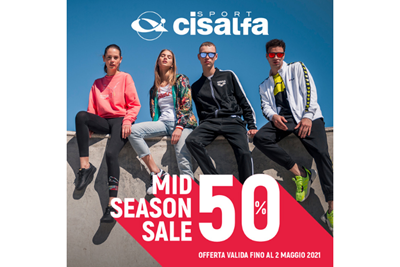 Tiare - Cisalfa - Mid Season Sale Up to 50