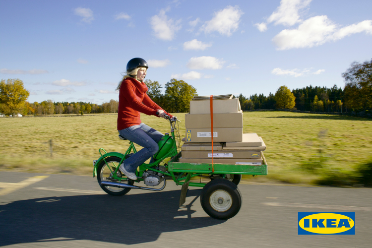 IKEA - Tiare Shopping - Click and Drive