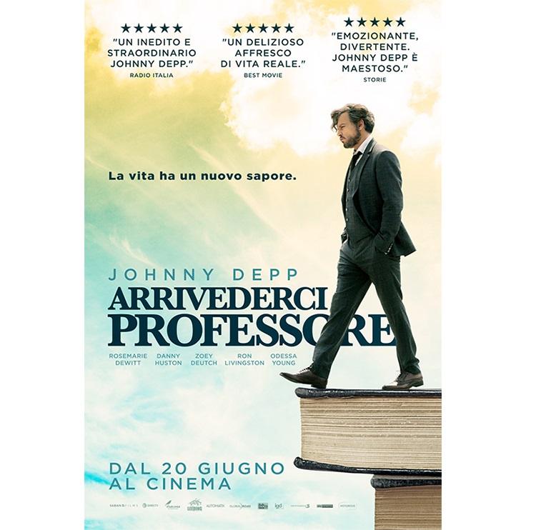 UCI Cinemas - Tiare Shopping - Arrivederci Professore